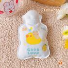 1pc Cute Hot Water Bottle Warm Belly Treasure Cartoon Warmer Filled Mini-