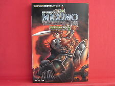 Maximo vs. Army of Zin Full Strategy Guide Book  / PS2