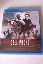 """BLU RAY """"Cell Phone"""" (D'Après Le Roman De Stephen King 'Cellulaire) NEUF BLISTER"""