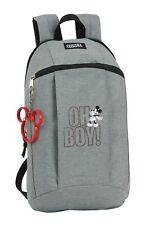Disney MICKEY MOUSE Backpack Rucksack Boys Girls School Bag OH BOY 39cm OFFICIAL