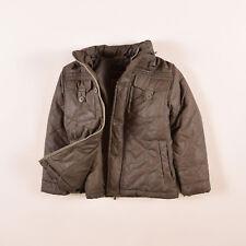 Ben Sherman Junge Kinder Jacke Jacket Gr.104 Khaki Grün, 57287