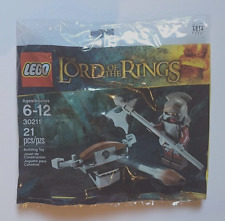 NEW LEGO The Lord of the Rings Uruk-hai with Ballista (30211) FREE SHIP