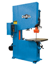 New Doall Zv 3620 Vertical Contour Band Saw 2082