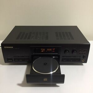Pioneer PDR 05 - High End Audiophile CD Transport Player and CD-R Recorder Read