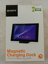 NEW Sony DK39 Xperia Z2 Tablet Magnetic Desktop Dock Cradle Charger