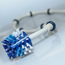 NO SPRAY- SWEEP HOSE TAIL SCRUBBER (FOAM)  BRUSH for Polaris and Pentair Cleaner