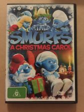 THE SMURFS: A Christmas Carol DVD IN VERY GOOD CONDITION