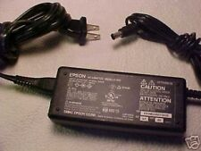 24v 24 volt Epson power supply Perfection scanner 4180 photo cable plug electric
