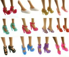 Mix 10pcs=5 Pairs Different Shoes Boots For Barbie Doll Gift New