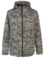 CRIMINAL Hunt Field Jacket Camo Green 4 pocket Mens XL *REF53.