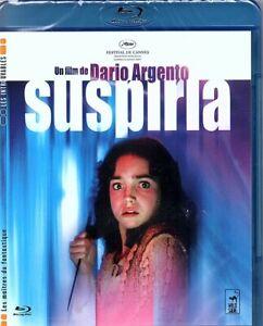 """Blu-ray """"Suspiria""""   Dario Argento   NEUF SOUS BLISTER"""
