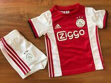 BABY 2020 ADIDAS AJAX HOME KIT Shirt (age1-2) *MINT COND*