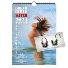 Sexy Water Girls DIN A4 Kalender für 2021 Erotik - Seelenzauber