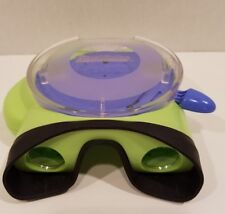 Vintage 2002 VIEW-MASTER VIEWER MODEL # 74332 Fisher Price Green/Purple
