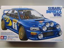 Tamiya 1:24 Subaru Impreza WRC '98 Monte-Carlo McRae / Grist Model Kit - New
