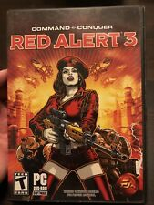 Command & Conquer: Red Alert 3 Complete, Tested, Free Shipping (Apple, 2009)
