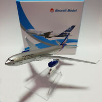 Aeroflot Russian Airlines A330 Aircraft Model 16cm Die-cast Metal Airplane