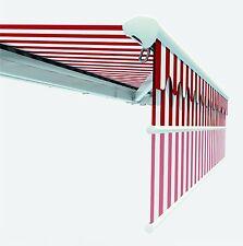 Gelenkarmmarkise bis 6,00x4,00m Sichtschutz Elektro Markise elektrische 6m 5m 4m