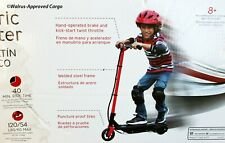 Crane Electric Scooter -New- Throttle Up Your Little Daredevil'S Idea Of Fun!