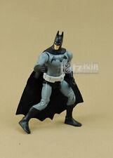 "3.75"" Dc Comics The Dark Knight Rises Grey  BATMAN Black Suit Action Figure"