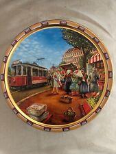 European Street Cars Jacobsen's Bakery Denmark Karel Kopic Empty Biscuit Tin