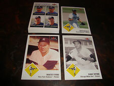 2003 Fleer Tradition Baseball--Short Prints--Lot Of 18--No Dupes--See List--NrMt