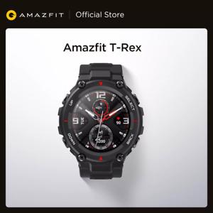 Smart Watch CES Amazfit T-rex Smartwatch Control Music 5ATM GPS/GLONASS MIL-STD