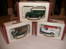OXFORD DIE CAST BOLTON NEWS; HOLLANDS PIES; EH BOOTH AND CO