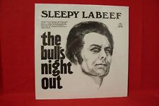 Sleepy LaBeef 'The Bull's Night Out' SUN Label Rockabilly LP SEALED