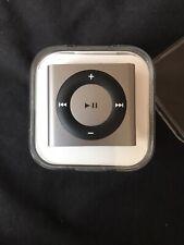 Apple iPod shuffle 4th Generation silver (2 GB) New Open Box