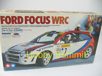 DIscountinued  Tamiya 1/24  FORD FOCUS WRC    MIB  Model Kit  24217  RARE  !!
