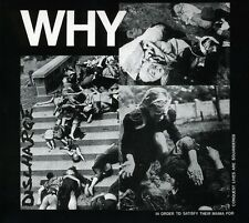 Why - Discharge (2012, CD NUEVO)
