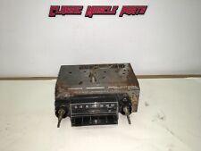 65 Chevy Impala Biscayne Bel Air Delco AM Radio SS 396 427
