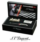 S.T. Dupont 255680 Grand Prix Limited Edition Streamline Fountain Pen Set