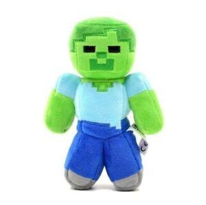 "NEW Zombie Minecraft 7"" Plush Mojang"