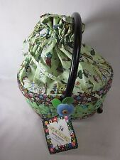 Mary Engelbreit Fabric Covered Sewing Basket -Very Hard to Find