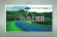 2001 Chevrolet Cavalier Owners Manual User Guide Reference Operator Book Fuses