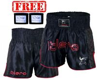 EVO Muay Thai Fight Shorts MMA Kick Boxing Grappling Martial Arts Gear UFC Men H