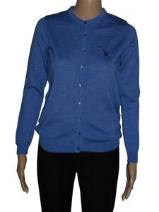 Romeo Sarti Made in Italy 60% OFF Cardigan azzurro lady Zegna Baruffa Cashwool®