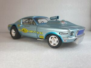 1:18 gmp 1967 Mustang Malco Gasser With Air Plow 1 of 900