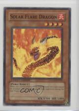 2008 Yu-Gi-Oh! Gold Series 1 #GLD1-EN019 Solar Flare Dragon YuGiOh Card 1i3