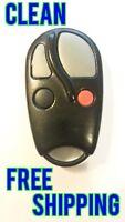 CLEAN LINEAR GARAGE DOOR OPENER REMOTE CLICKER TRANSMITTER EF4 ACP00872
