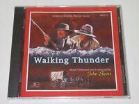 Walking Thunder/ Soundtrack/ John Scott ( Jscd 117) CD Álbum Nuevo
