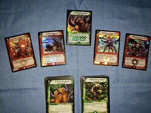 WOTC Duel Masters Cards TCG Collection Bundle Lot Sale! OVER 120 Trading CARDS