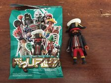 Rare Special Playmobil figure -Captain Jack Sparrow Pirate. FI?URES Series. NEW.