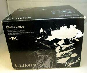 Empty box only for Panasonic DMC-FZ1000 camera original