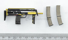 Dam Toys 1/6 Scale Gangsters Kingdom GK008 Spade 6 Ada - MP7 + Long cartridge x2