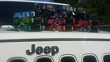 Jeep dog collar, leash or sets handmade 14 colors!! #Jeep