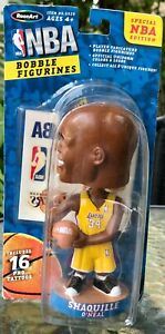 SHAQUILLE O'NEAL 2002 COLLECTIBLES BOBBLEHEAD VINTAGE RARE NBA SPECIAL EDITION