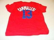 2011-12 Montreal Canadiens Mike Cammalleri Shirt Infant 24M Kids Cartoon Script
